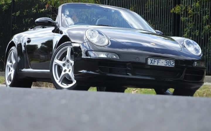 Porsche-Service
