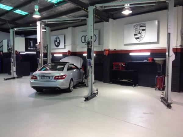 Southbank Prestige Service Centre Garage